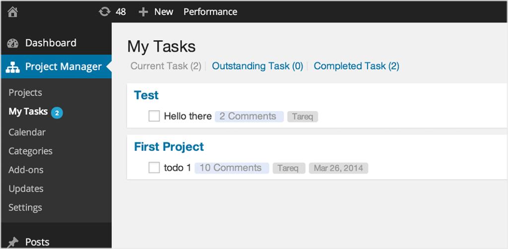 my-tasks